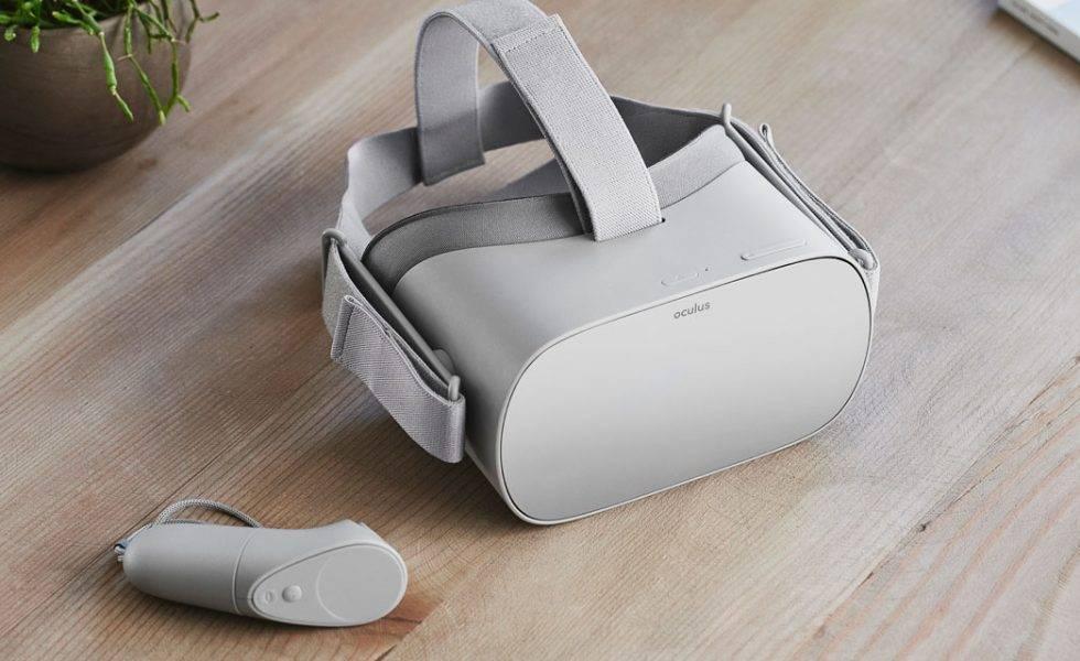 oculus go Matterport