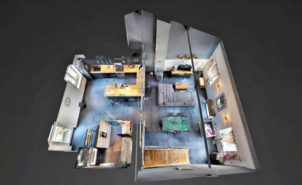 3d matterport visite virtuelle immobilier