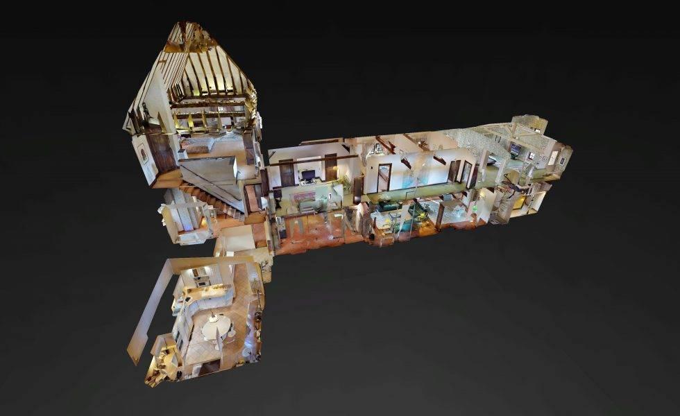 matterport 3d immobilier lyon 3dcreation