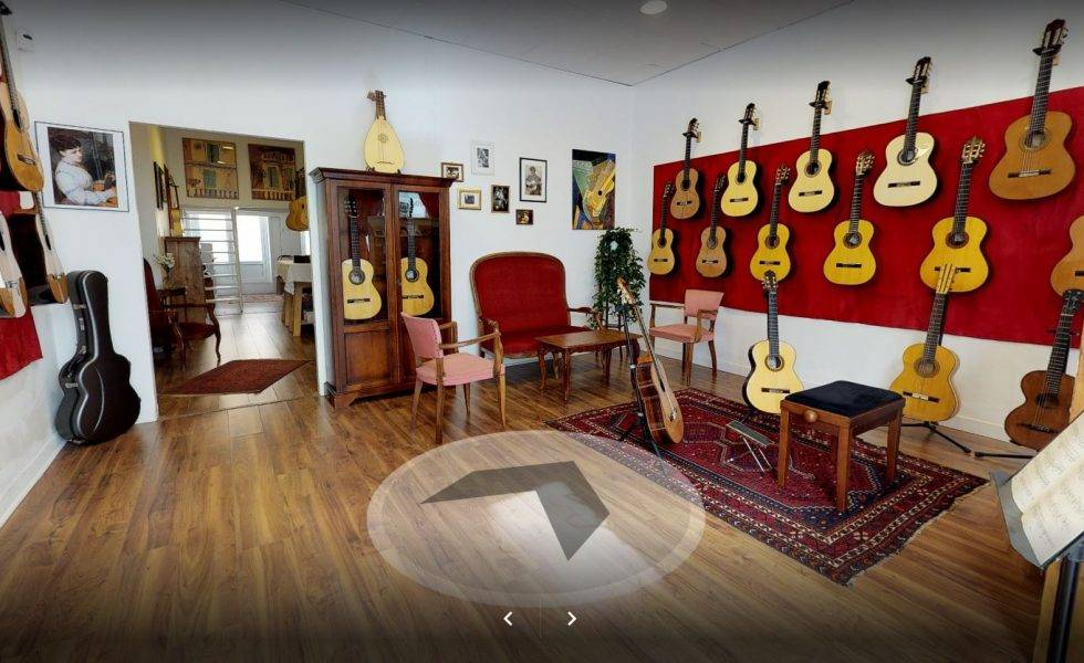 street view galerie des luthiers